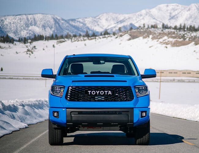 2019 Toyota Tundra TRD Pro Review: Don't Let Its Age Keep You Away