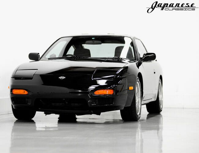 This Is the Most Cutting-Edge Nissan 180SX You'll See All Month