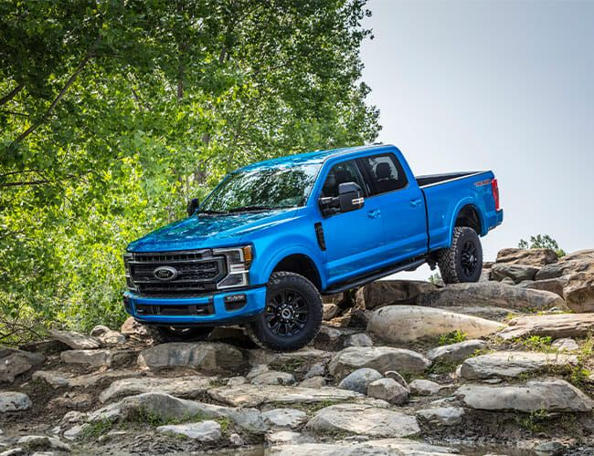 Ford Just Turned Its Mightiest Pickup Truck Into an Off-Road Monster