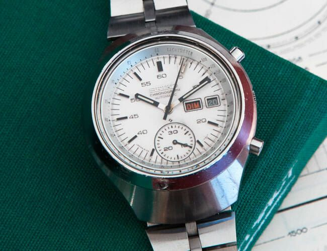 3 Affordable Japanese Vintage Watches