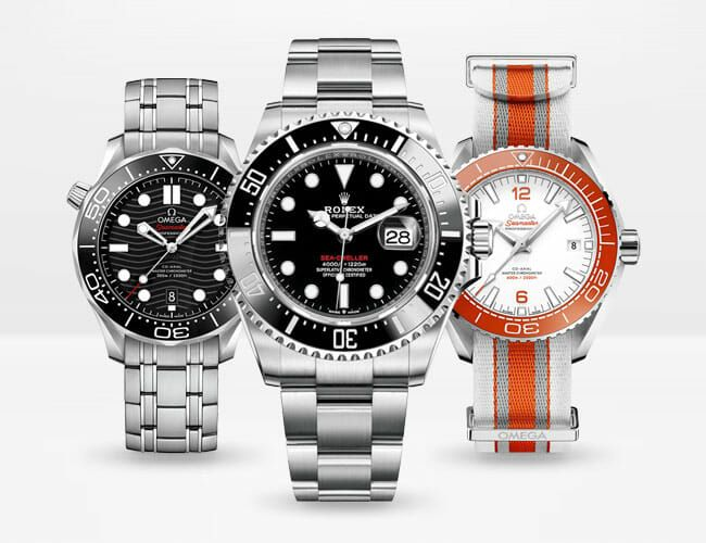 5 Dive Watches Worn By Professional Saturation Divers
