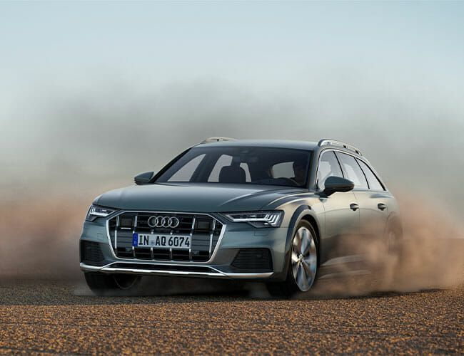 The New Audi A6 Allroad Is an Off-Road Station Wagon We Crave