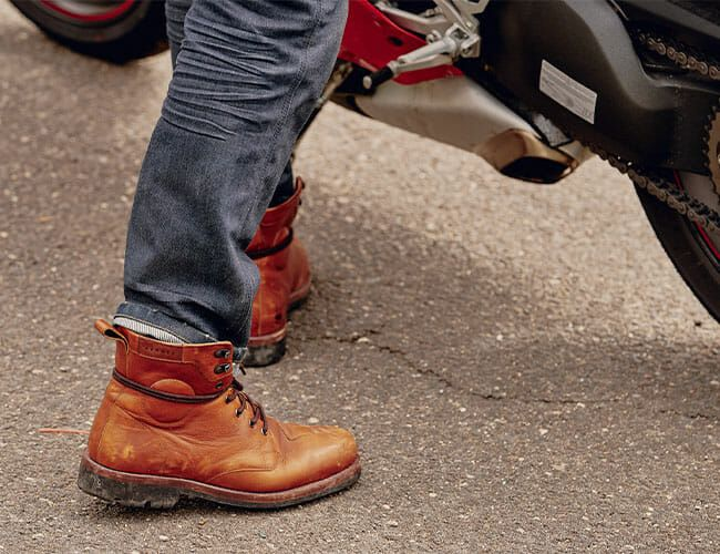 Aether Moto Boot Review: Is the Brand's First Motorcycle Boot Any Good?