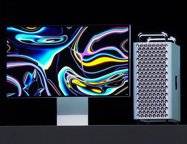 You Can Finally Buy Apple's Ludicrously Overkill Mac Pro