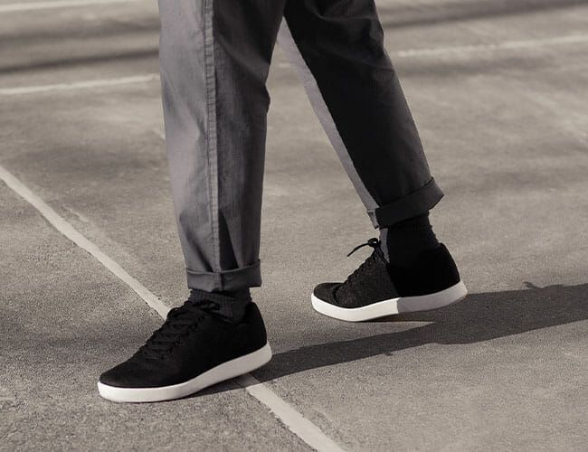 These New Minimalist Sneakers Are Just What Your Wardrobe Needs