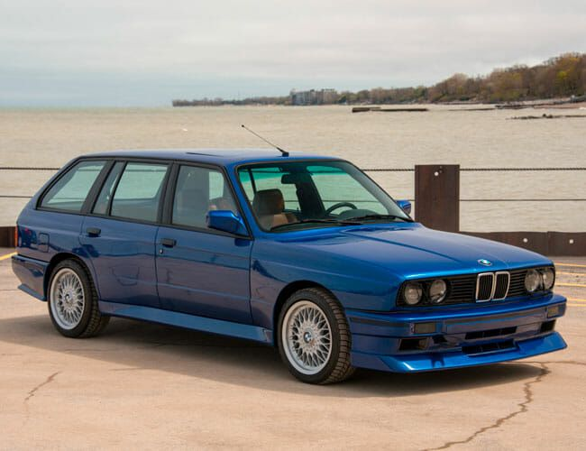 This Wagon Is Basically the Perfect BMW M3 You've Always Wanted