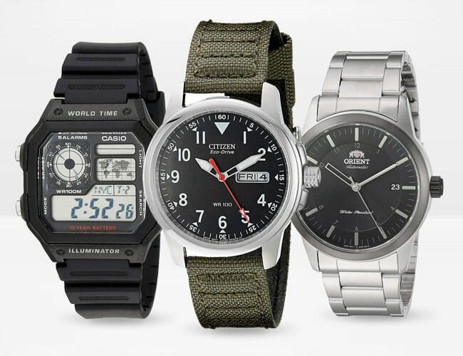 The Best Watches Under $100