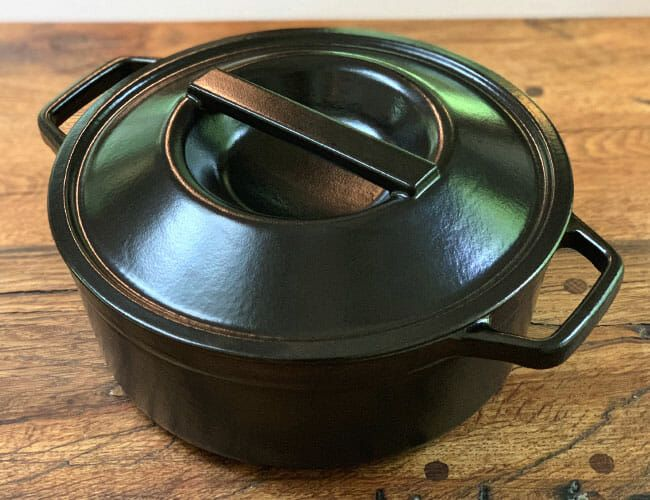 This New Cast-Iron Pot Could Last You 100 Years