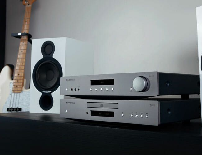 This Notoriously High-End Audio Company Made a Hi-Fi System You Can Afford