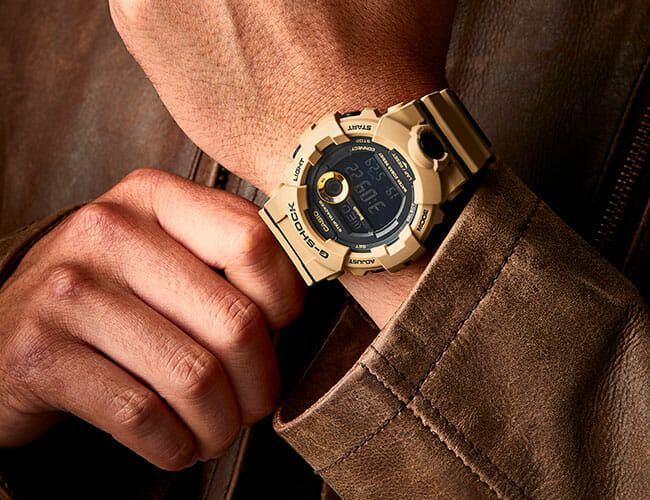 G-SHOCK's GBD-800UC and GBA-800UC Are Like a Personal Trainer on Your Wrist