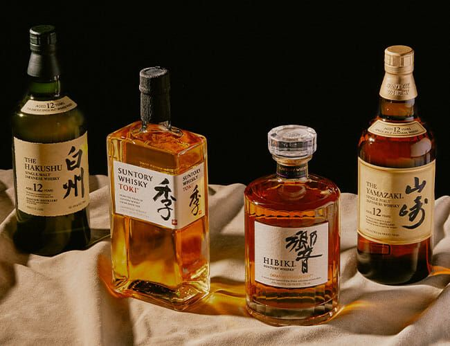 The Complete Buying Guide to Suntory Japanese Whisky: Important Brands and Bottles Explained