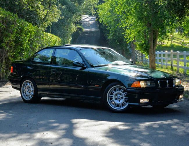 The Affordable BMW M3 of Your Dreams Is Up for Grabs Right Now
