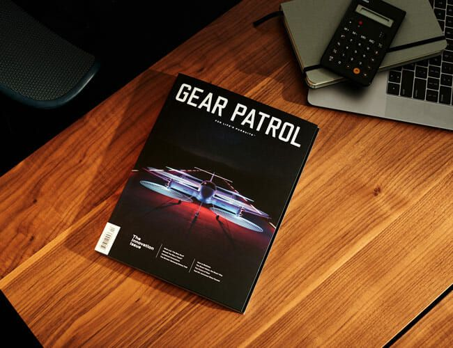 Get a Glimpse Inside Gear Patrol Magazine's Newest Issue Before it Hits Stands
