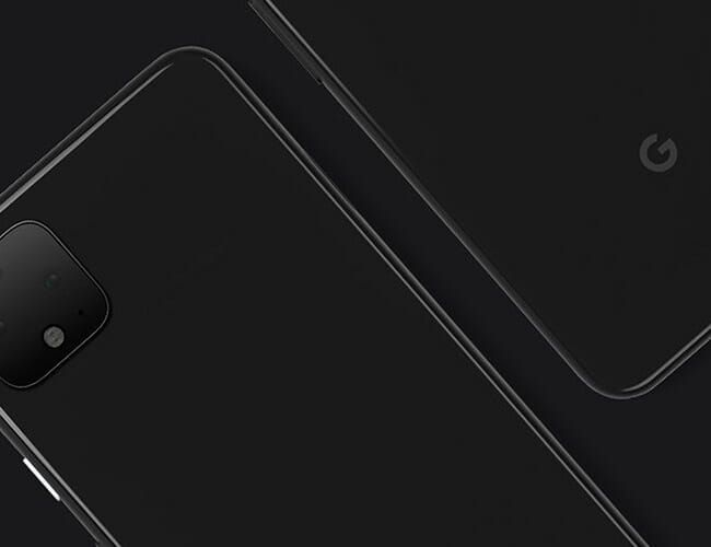 It's Official: This Is the Google Pixel 4