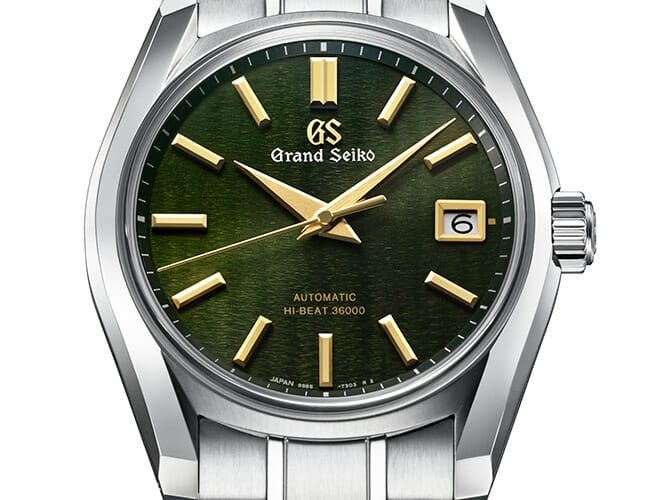 These New Grand Seiko Watches Are Made for the U.S. Market
