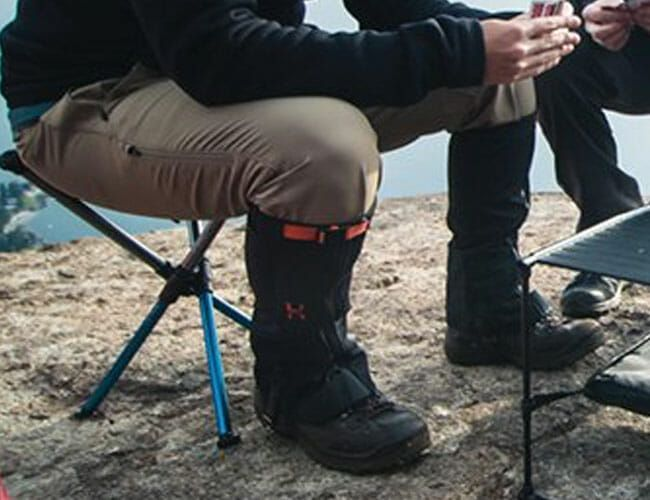We're in Love with the Lightest, Most Packable Camp Stool Ever