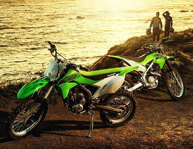 Kawasaki's New Dirt Bikes Are Affordable Off-Road Fun