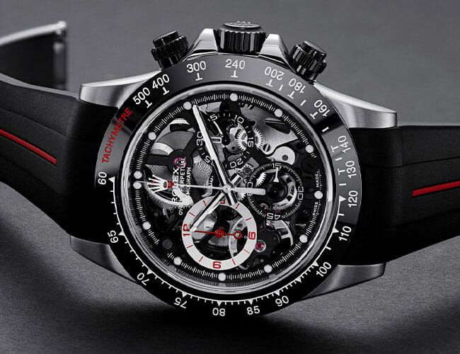 Would You Do This to Your Rolex Daytona?