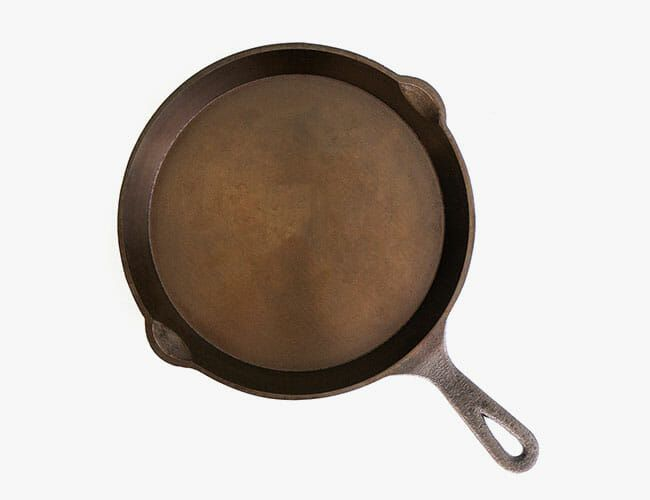 This Might Be the Lightest Cast-Iron Skillet You Can Buy