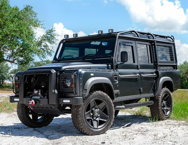 We're in Love With This Perfect Land Rover Defender