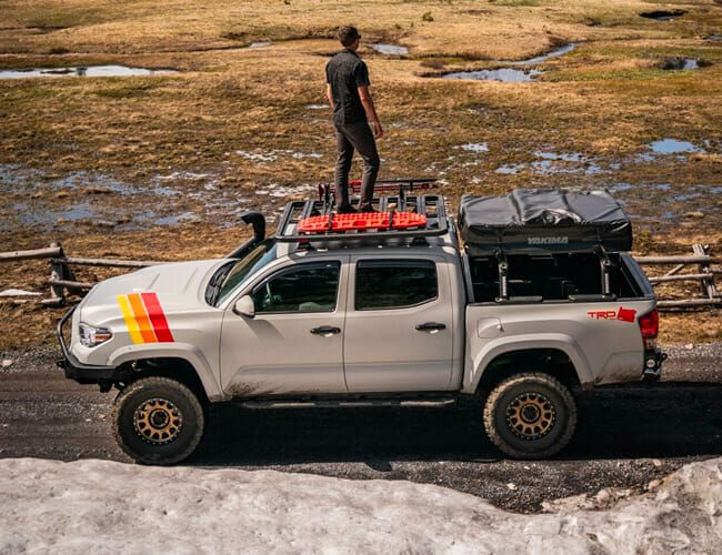 Yakima's Versatile New Roof Rack Makes Packing For Overland Adventures a Snap