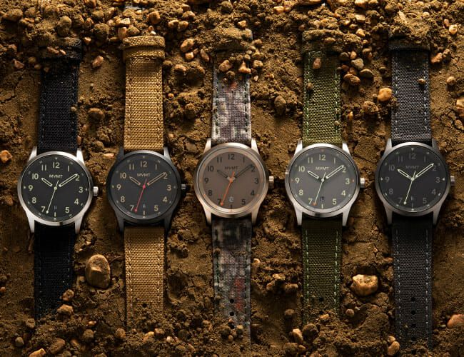 This Field Watch Is Stylish, Inexpensive and Available in Multiple Colors