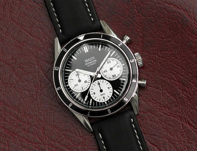 This Is Possibly the Most Affordable Swiss Automatic Chronograph You Will Find
