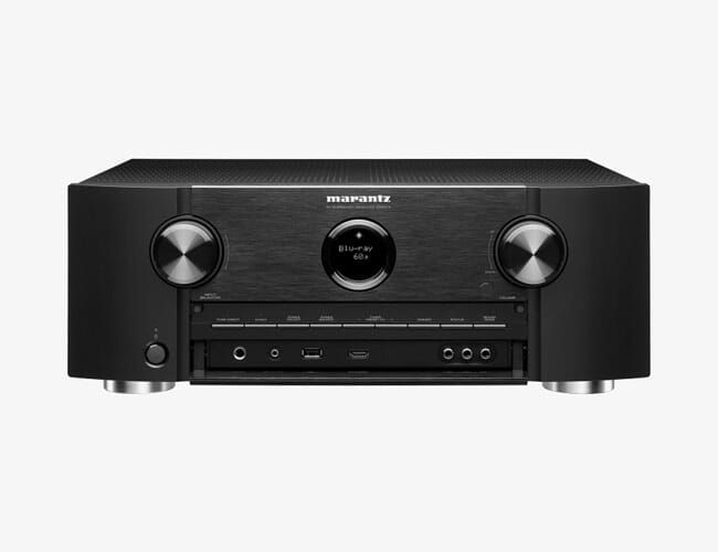 Marantz's New AV Receivers Are Made With Audiophiles in Mind