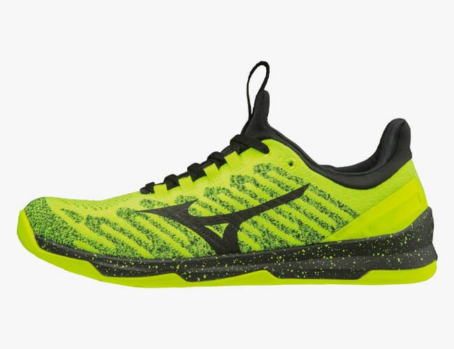 Never Stumble Again in These New Gym Shoes from Mizuno