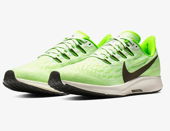 Nike Updates Its Best-Selling Running Shoe