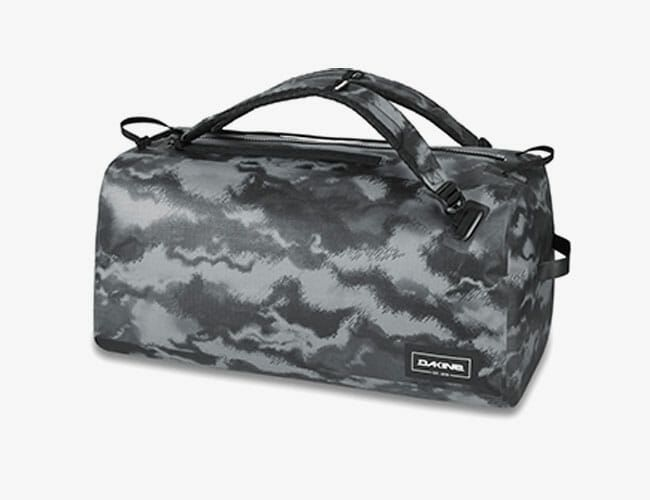 This Duffle Survived Two Weeks Under Water