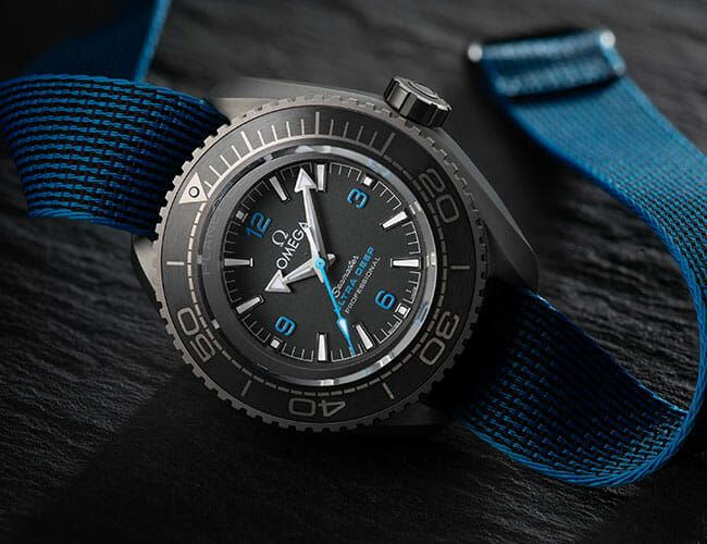 Omega Just Announced the Deepest-Diving Dive Watch Ever