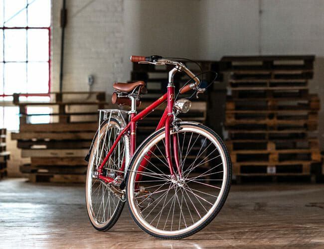 A Small Batch Bicycle Inspired by Small Batch Bourbon