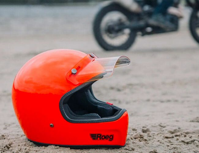 This New Motorcycle Helmet Combines Classic Looks and Modern Safety