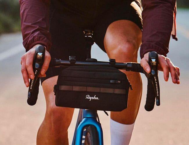 Rapha's New Bags Make Any Bike Adventure a Joy