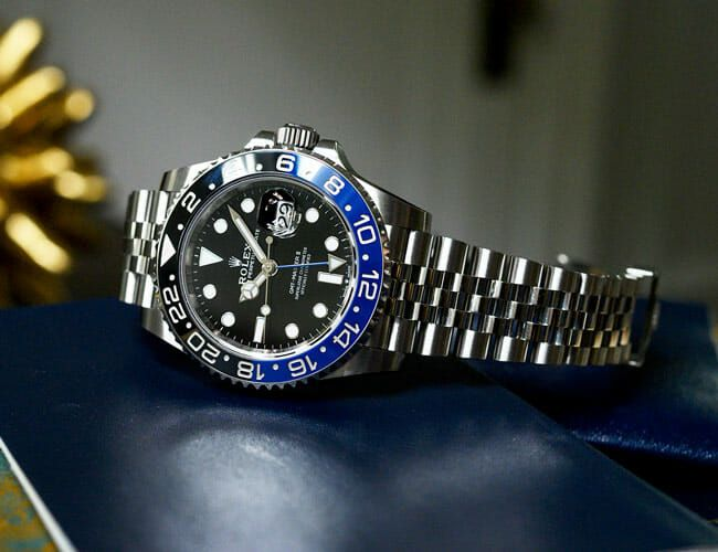 "This Is Your Opportunity to Buy a New Rolex GMT Master II ""Batman"" At MSRP"