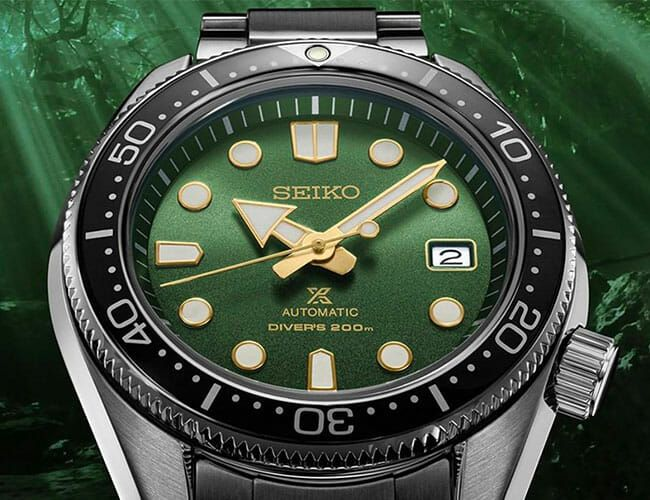 This Might Be the Best Version Yet of Seiko's Vintage-Inspired Dive Watch
