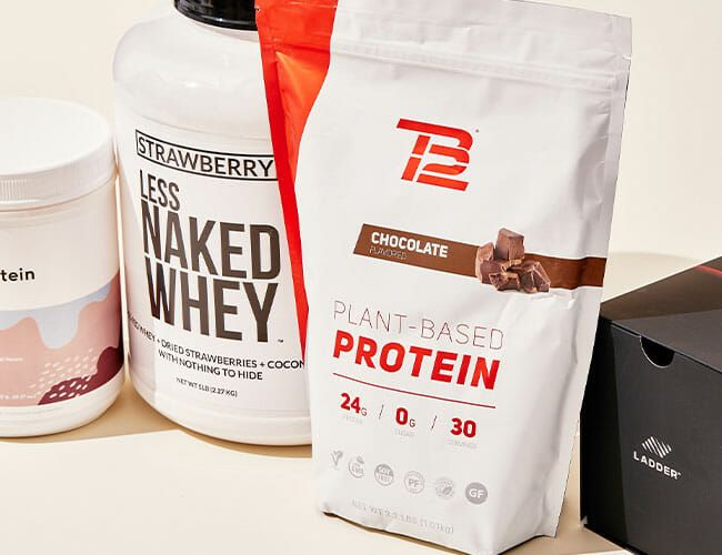 Some of the Best Protein Powders We're Testing Right Now