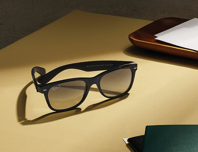 Grab These Classic Ray-Ban Shades, the Perfect Gift for Father's Day