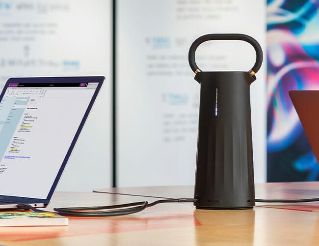 This New Charging Station Aims to Boost Your Office Productivity