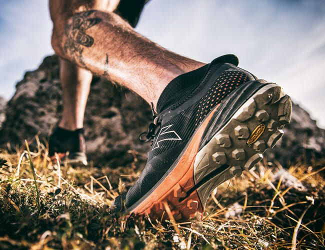 A First Look at Tecnica's New Customizable Trail Running Shoe