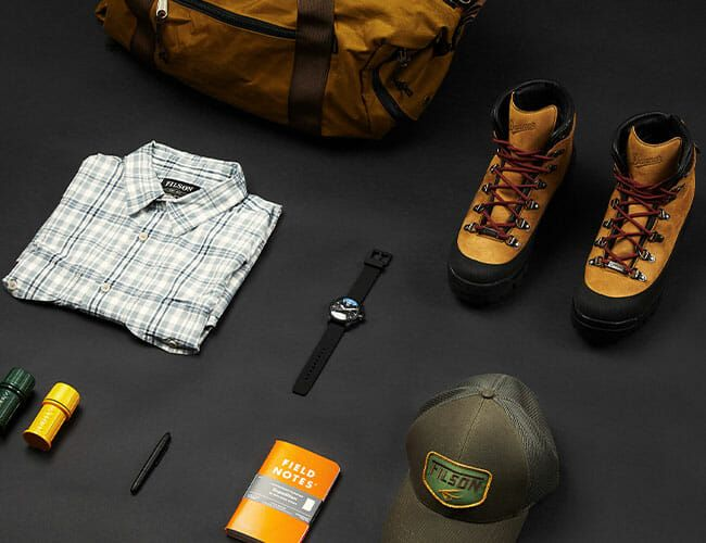 The Filson Essentials That Will Carry Your Summer, From the Alaska Range to the Adirondacks