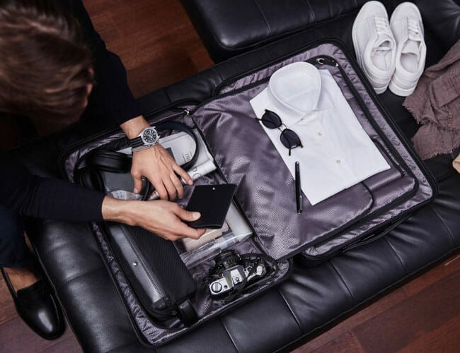 The Luxury Luggage Even You Can't Destroy