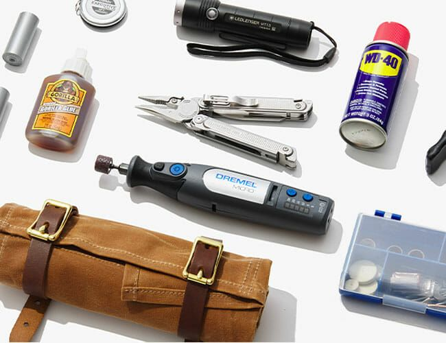 The Ultimate Apartment Dweller's Tool Kit