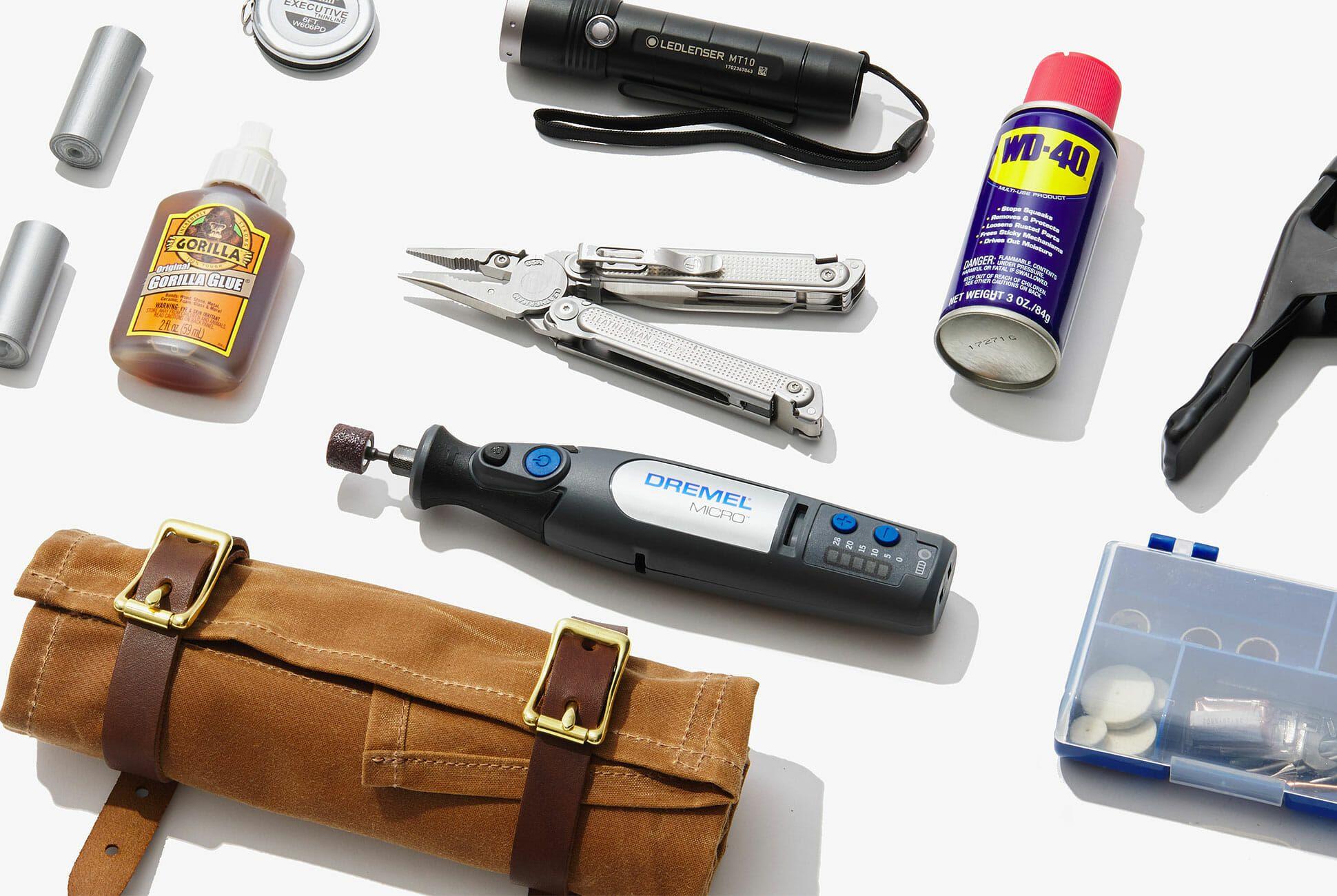 The Ultimate Apartment Dweller\'s Tool Kit - Gear Patrol