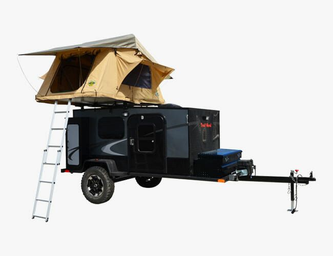 This Adventure Trailer Doesn't Need a Single Upgrade to Be Perfect for Camping