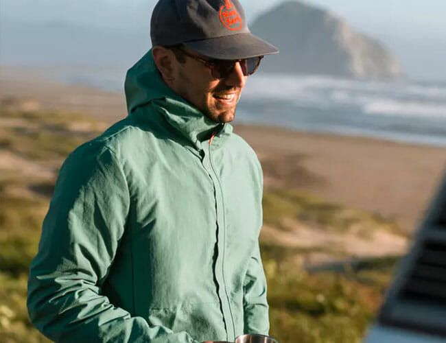 This New Wind Jacket Is the Perfect Summer Outer Layer