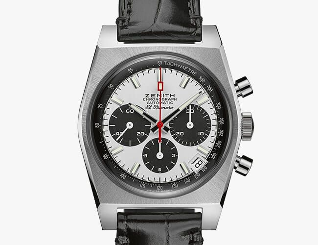 This New Chronograph Is Based on an Iconic Vintage Watch