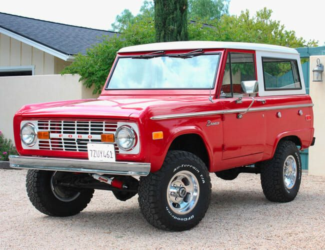 Forget the New Ford Bronco. Buy the Perfect Classic One Instead