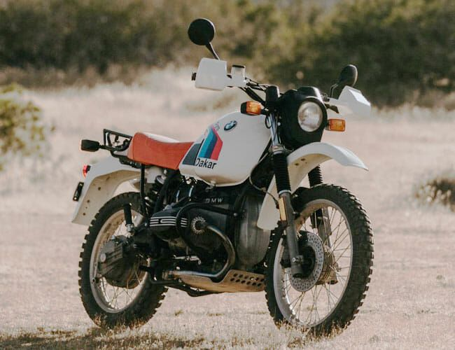 This Rally-Ready BMW Could Make Your Off-Road Dreams Come True